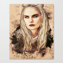Jennifer Morrison Canvas Print