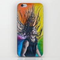 reggae iPhone & iPod Skins featuring Reggae by Halinka H