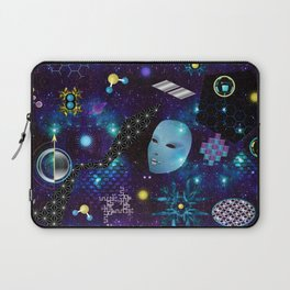 Cosmic Trip Laptop Sleeve