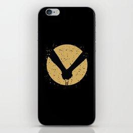 Zero Gravity Love iPhone Skin