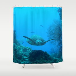 Wayfarer Shower Curtain