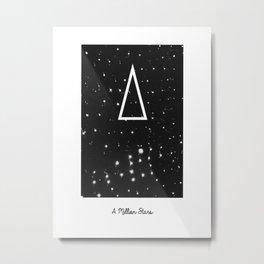 A million stars Metal Print