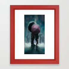 April Showers Framed Art Print