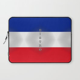 Tricolore Bistro Laptop Sleeve