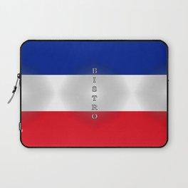 Tricolore Bistro Laptop Sleeve