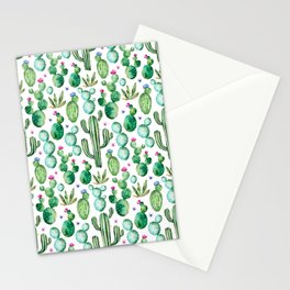 Cactus Oh Cactus Stationery Cards