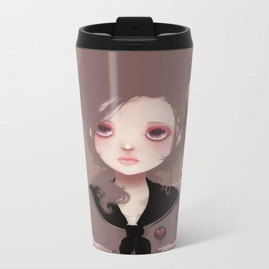 Emma (2011 version) Metal Travel Mug