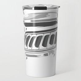 I turned Grills On Travel Mug