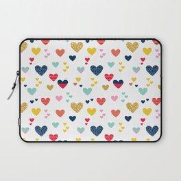 cheerful hearts Laptop Sleeve