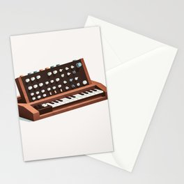 Lo-Fi goes 3D - Generation Synth Stationery Cards