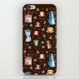 Coffee Lover iPhone Skin