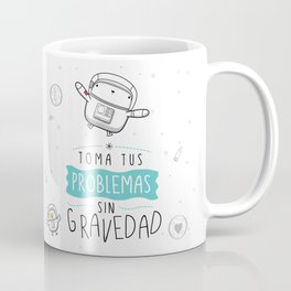 Gravedad Coffee Mug