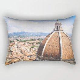 Il Duomo di Firenze Rectangular Pillow