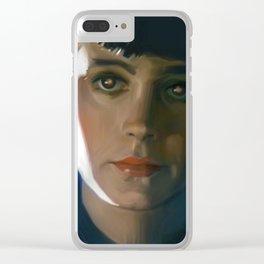 Rachael Clear iPhone Case
