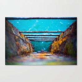 Rainbow Rust Canvas Print