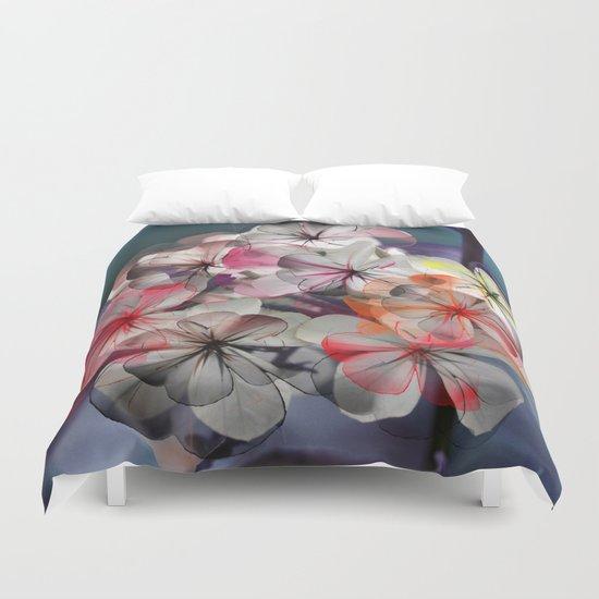Flower carpet(31). Duvet Cover