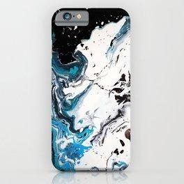 ocean vibes iPhone Case