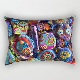 GlassART by me Rectangular Pillow