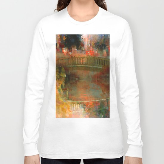 Le pont  Long Sleeve T-shirt
