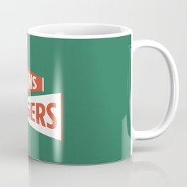 Hawkins High Tigers Coffee Mug