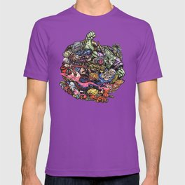90's Comics Glump T-shirt