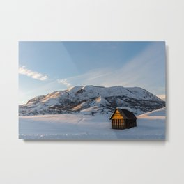 Sleeping Giant Metal Print
