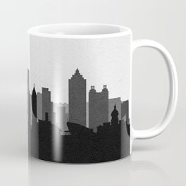 City Skylines: Atlanta (Alternative) Coffee Mug