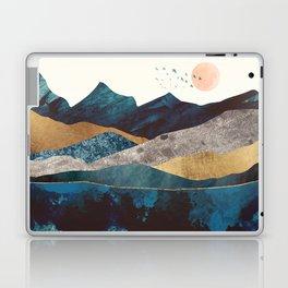 Blue Mountain Reflection Laptop & iPad Skin