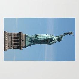 Statue of Liberty Photograph - 2 Rug