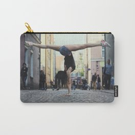Upside-Down Carry-All Pouch