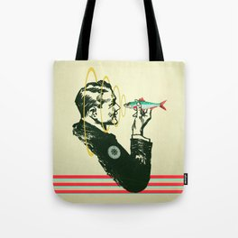 Hypnotic sardine  Tote Bag