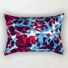 hidden green Rectangular Pillow