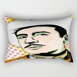 Pedro Infante Rectangular Pillow