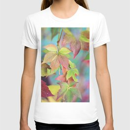 Colorful fall T-shirt