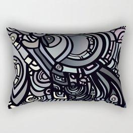 ROBOTS OF THE WORLD Rectangular Pillow