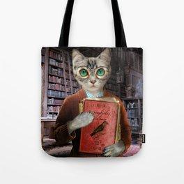 Dr. Felis Catus Tote Bag