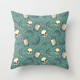 Tekillya! Throw Pillow