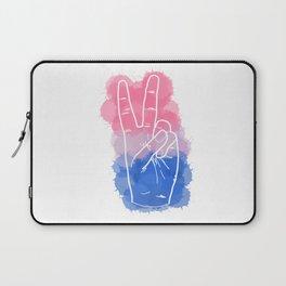 Bisexual Pride Laptop Sleeve