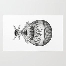 Jellyfish Joyride Rug