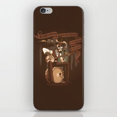 Doc Franklin's Miracle Tonic iPhone & iPod Skin