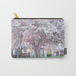 Vintage Sakura Carry-All Pouch