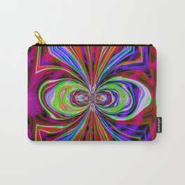 Neon Warp Drive Carry-All Pouch