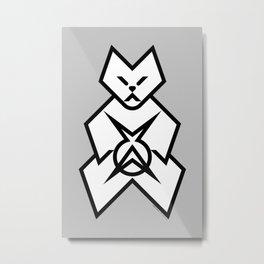Cosmic Mochi Metal Print