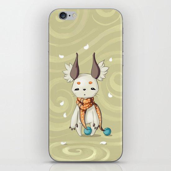 Fluffy Ears iPhone & iPod Skin