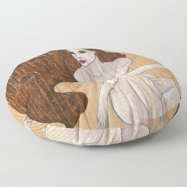 Seductress Floor Pillow