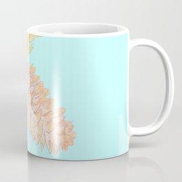Twin Cones Coffee Mug