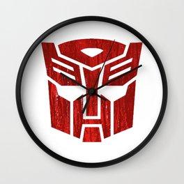 Autobots Wall Clock