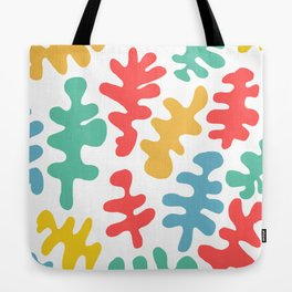 coral by the sea Tote Bag