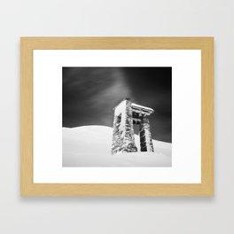 Belfry Framed Art Print