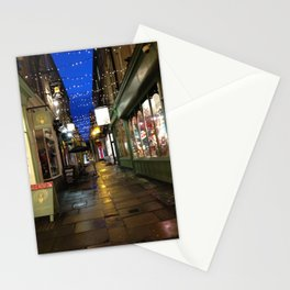 Street In Bath Stationery Cards